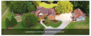 Suffolk Waterfront Luxury Estate