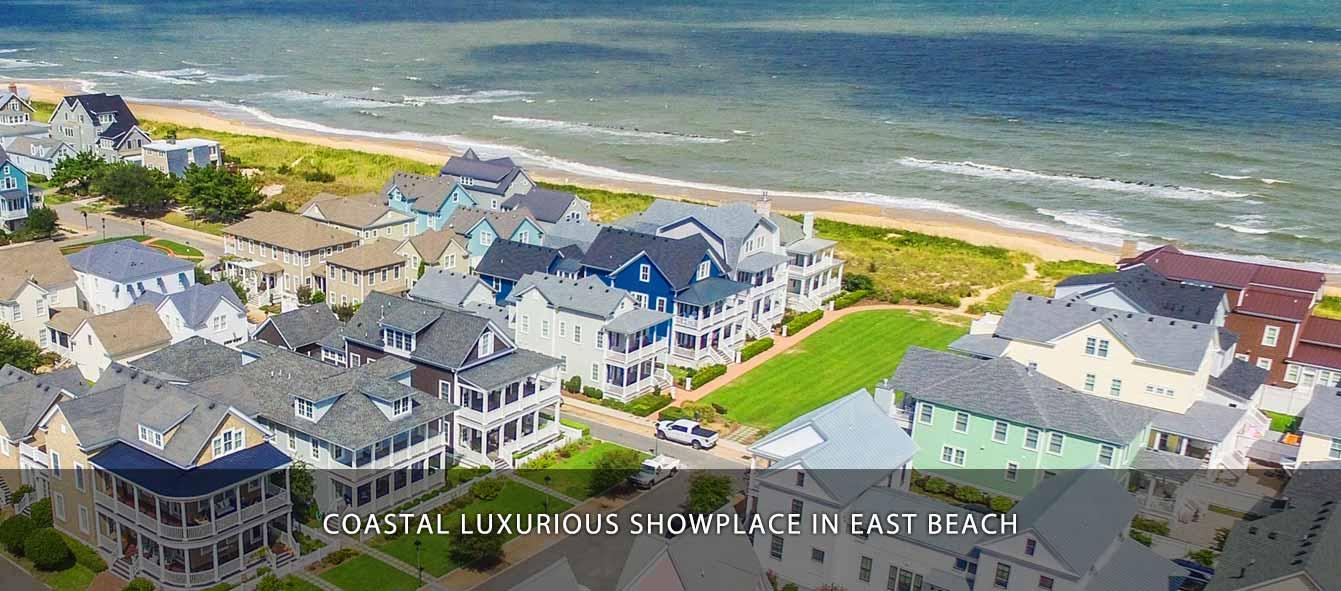 Norfolk Beach Homes